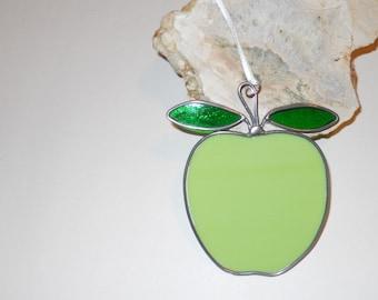 Green Apple Suncatcher