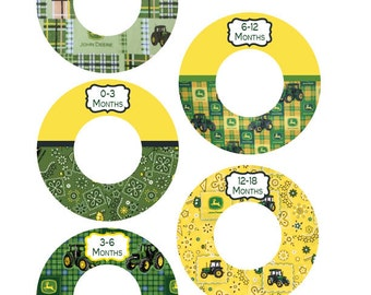 country tractor closet dividers