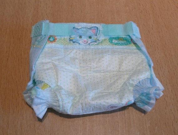 Mini pamper for 10-11 inch ooak or reborn baby