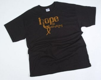 Childhood Cancer // Hope Is Everything // September Childhood Cancer Awareness Month