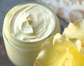 Lavender Vanilla -  Organic Calendula and Rose Body Butter - Sleep Relax Destress
