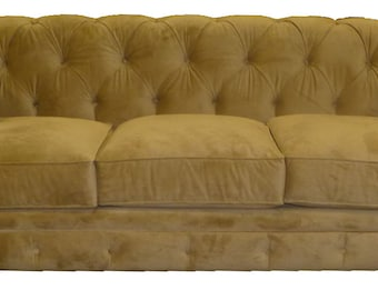 Chesterfeild Tufted Sofa