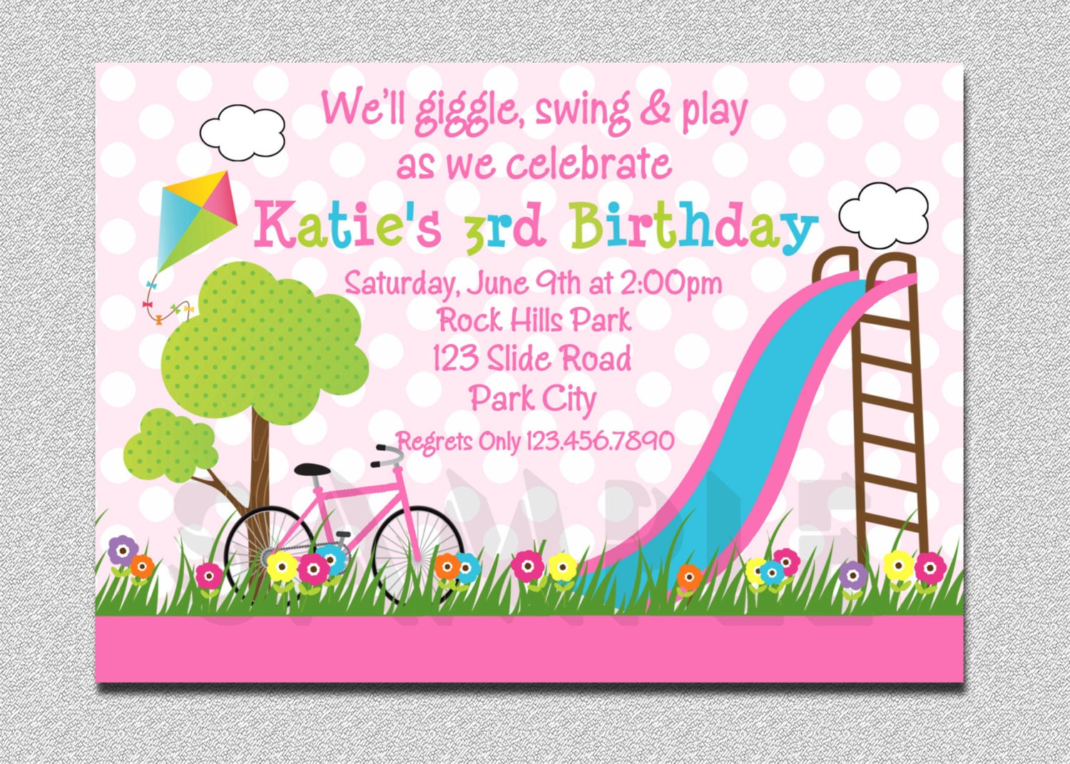 2 Year Old Birthday Party Invitation Wording as best invitations layout