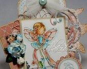 Birthday Tag - Custom order RESERVED for Wendydh