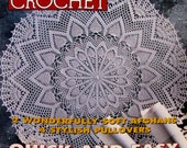 Magic Crochet Magazine Summer August 1997