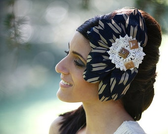 The JOYCE - vintage style headpiece for a special occasion or everyday wear