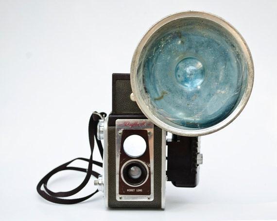 Kodak Duaflex IV - 620 camera for parts or display