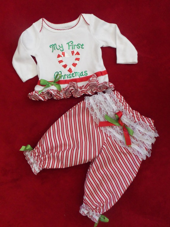 1st Christmas Outfits