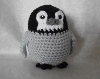Baby Penguin - Amigurumi Crochet Pattern