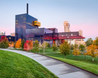 Guthrie Theater in Minneapolis Print - 11x14