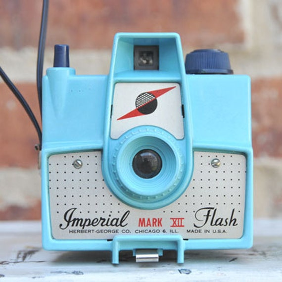 WORKING BLUE Vintage Imperial Mark XII