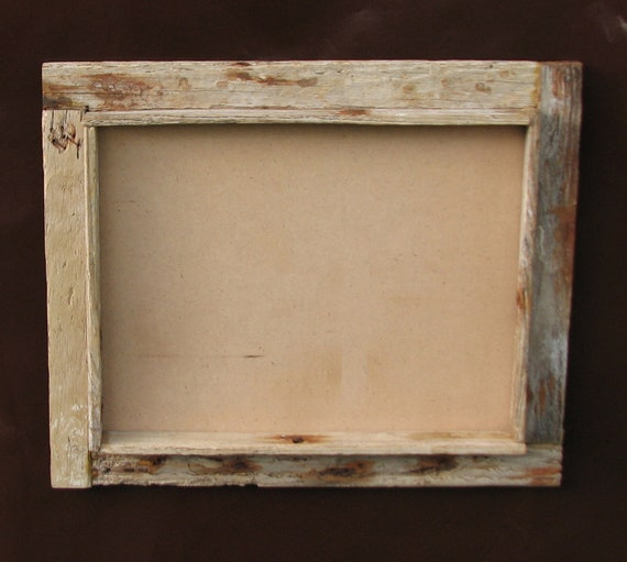 Items Similar To 11x14 Shadowbox Crab Trap Wood Frame
