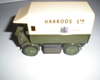 HARRODS Vintage Diecast Model Truck