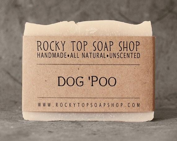 Dog Shampoo -  All Natural Dog Soap, Handmade Soap, Cold Process Soap, Unscented Soap