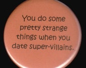 A Button About Dating