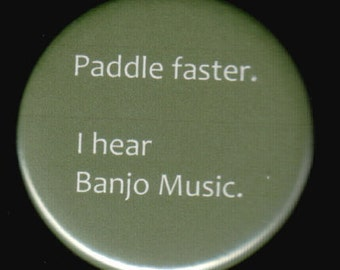 Paddle Faster Button