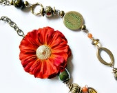 Avilla Recycled Long Necklace