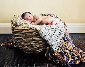 Baby Blanket Large Photography Prop for Children Photography Sessions