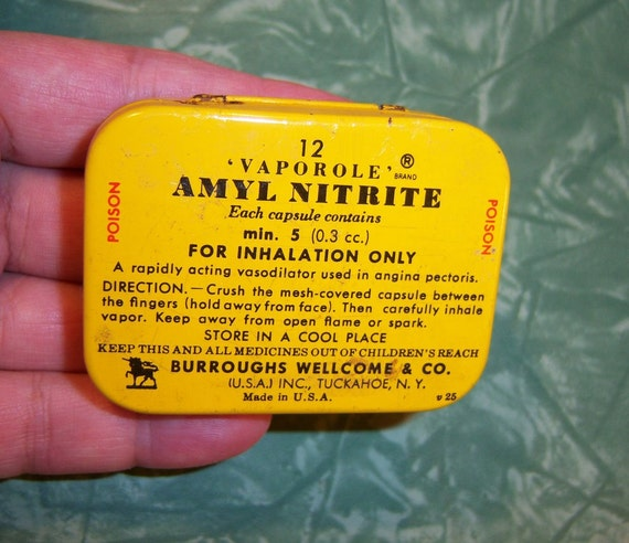 how to make amyl nitrate at home