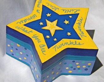 Keepsake Box - Twinkle, Twinkle Little Star