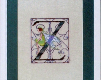 Z is for Zurie from The Letters Collection of Nora Corbett - Mirabilia