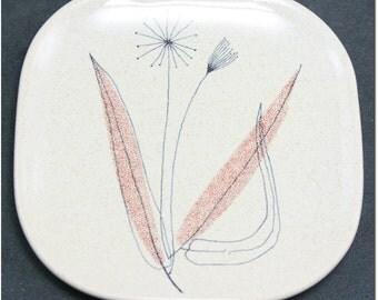 Franciscan Trio Dessert Plate