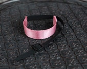 New Color - Pink and Black DSLR Wrist Strap Camera Strap