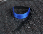 New Color - Royal Blue and Black DSLR Wrist Strap Camera Strap