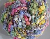 Handspun Art yarn - Window Dressing