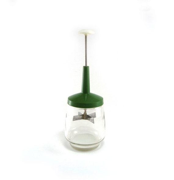 Avocado green food chopper