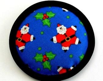 Christmas Cat Toy, Christmas Catnip Toys, Holly Jolly Cat Toys, Santa Cat, Holiday Cats, Santa Cat Pillows, Santa Claus Cat Toys   SANTASTIC