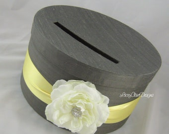 Wedding Gift Card Holder Money Box - Custom Made to Order