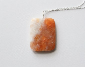 Citrine Sunset Necklace