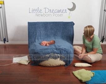 Newborn Poser Posing Bean Bag Photography Prop