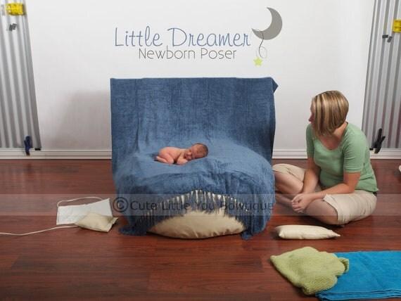 Items Similar To Newborn Poser Posing Bean Bag Photography