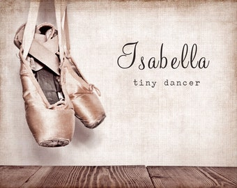 Vintage Ballet Slippers, Photo Print, Girls Room Decor, Girls Nursery, Wall Art, Art decor, Girls room Ideas,