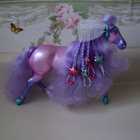Vintage 1980s toy, Fashion Star Fillies, Joelle