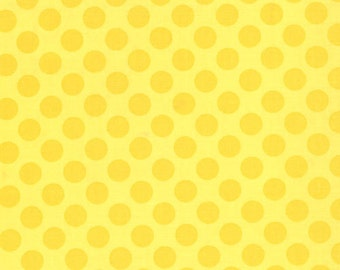 Cherry On Top - Dots in Banana by Keiki for Moda Fabrics - Last Yard