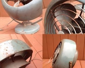 old 1950s floor or table fan