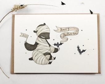 Happy Halloween - Greeting Card