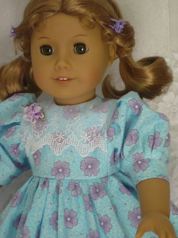 American Girl Doll Clothes, Dress for Any Time Tea Party