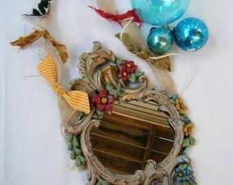 Boho Wall Mirror