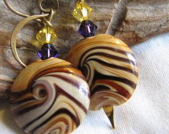 grrrrreat LSU earrings