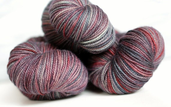 NEW Stairway To Heaven:  First-String SW Merino Fingering Wt Yarn 7292