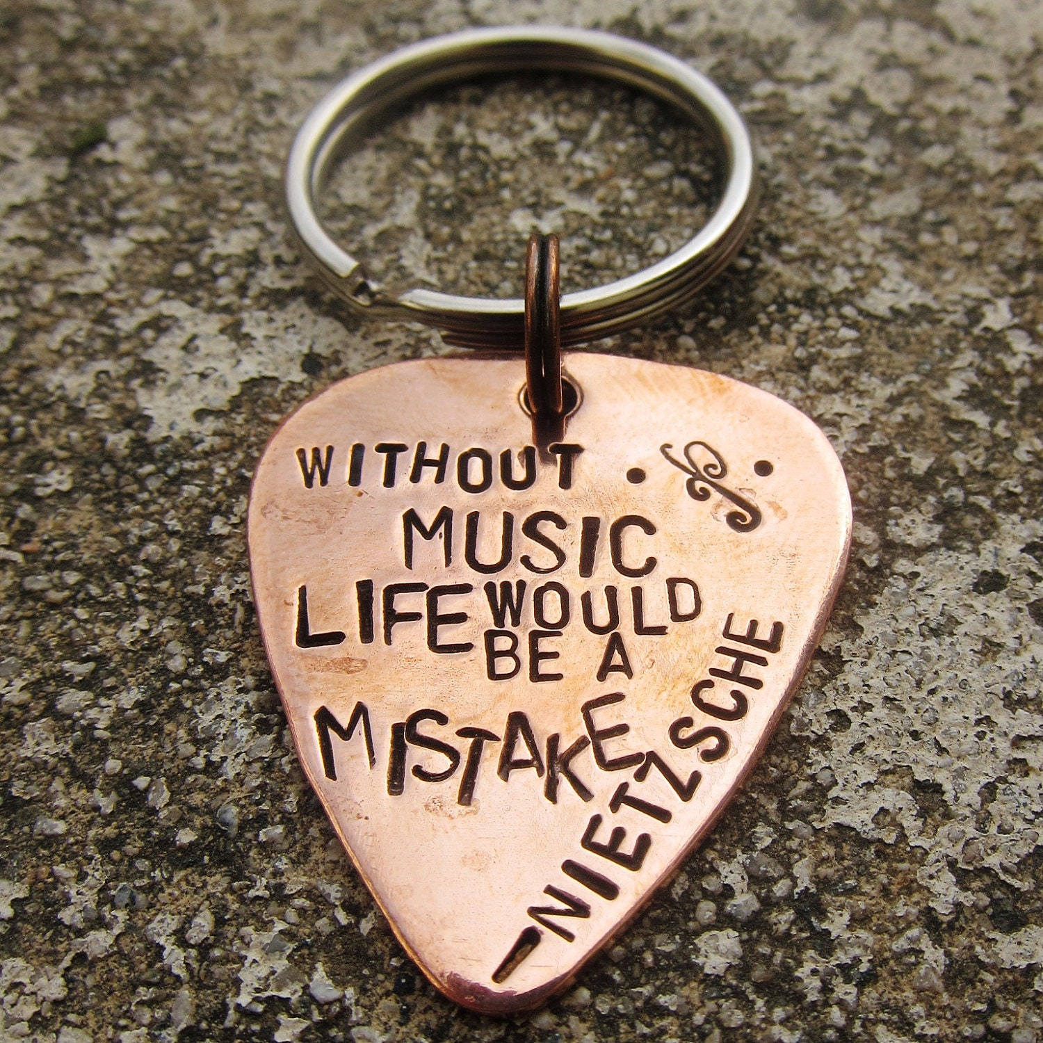 Without Music Life Would Be A Mistake By DesignByAnyOtherName