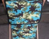 Custom Camouflage Laundry Hamper Cover