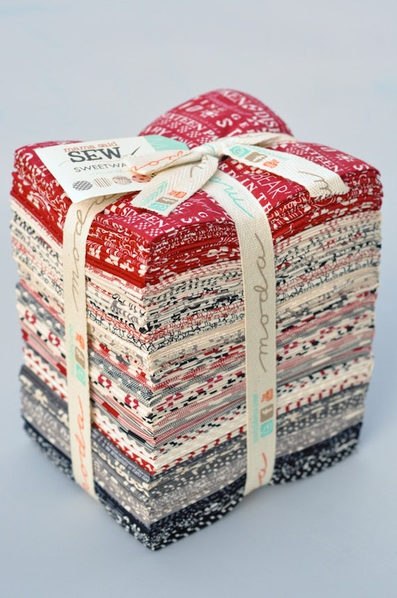 Mama Said Sew Fat Quarter Bundle by Sweetwater for Moda