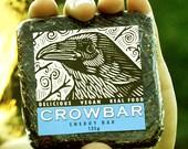 Energy bar  CROWBAR- 6pk (mini-murder)