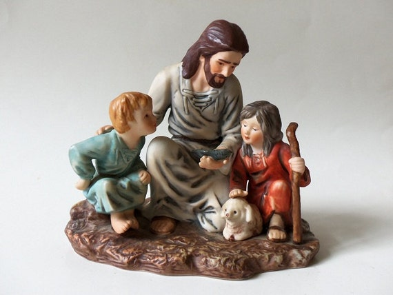 Home Interior Jesus Figurines 28 Images Homco Home Interiors Masterpiece Porcelain The