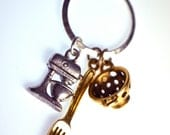 Kitchen-Ette Charm Necklace